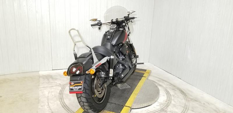 Pre-Owned 2014 Harley-Davidson Fat Bob FXDF